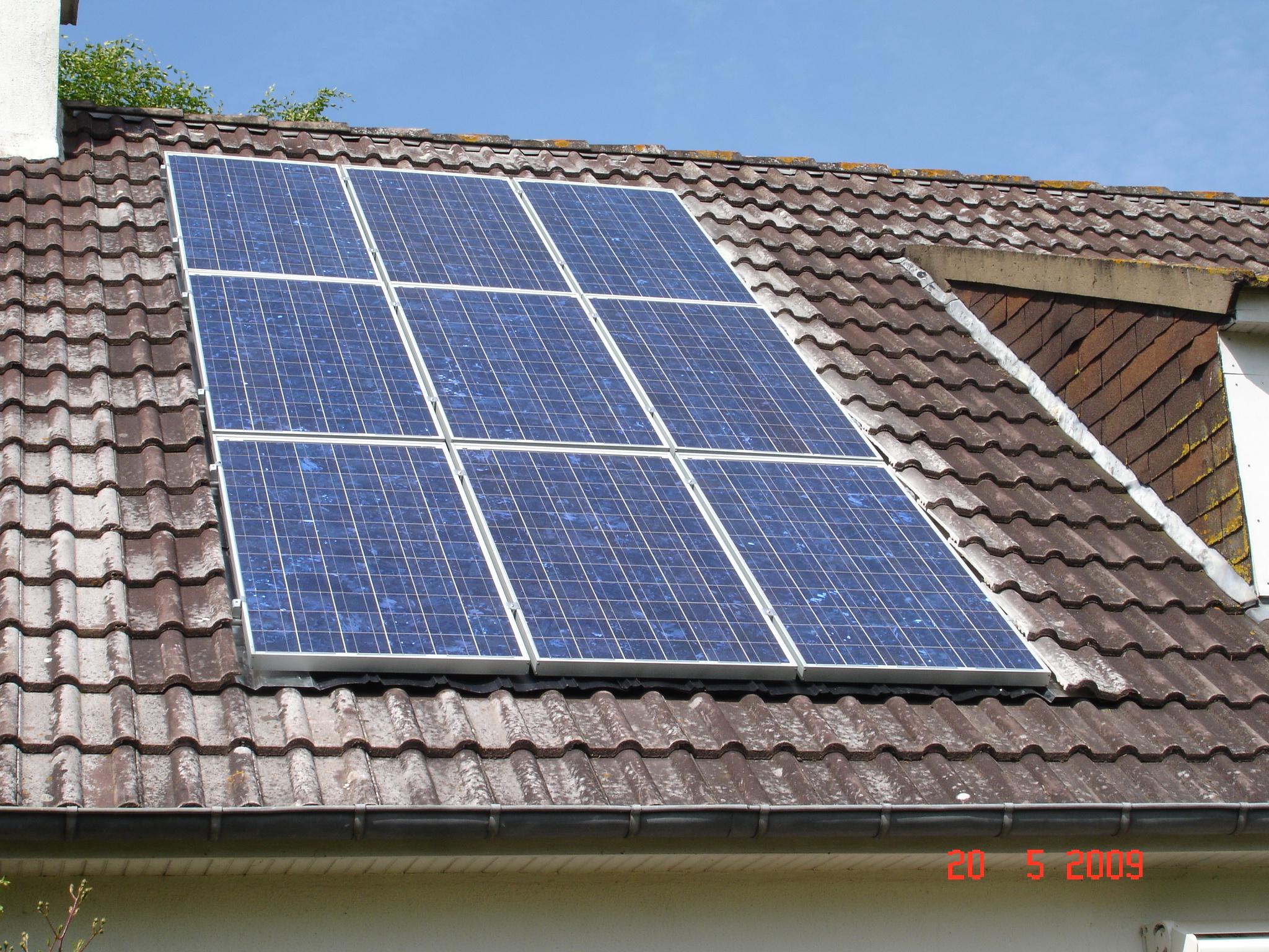 Panneau solaire sauvons la plan te for Recyclage des panneaux solaires