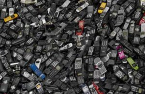 telephone or recyclage